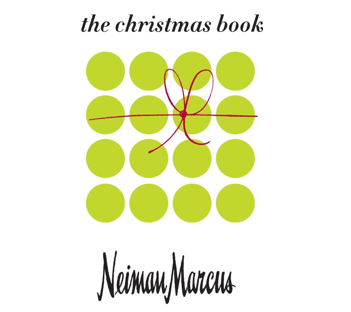 2012 neiman marcus christmas book cover. Black Bedroom Furniture Sets. Home Design Ideas