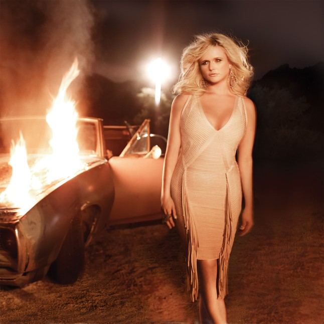 """""""Grammy Award winning singer-songwriter Miranda Lambert is the reigning three-time CMA and reigning three-time ACM Female Vocalist of the Year. Her current album, Four The Record, made Miranda the first country artist in history with each of her first four albums debut at # 1 atop Billboard's Top Country Albums. (CNW Group/Republic Live)""""."""