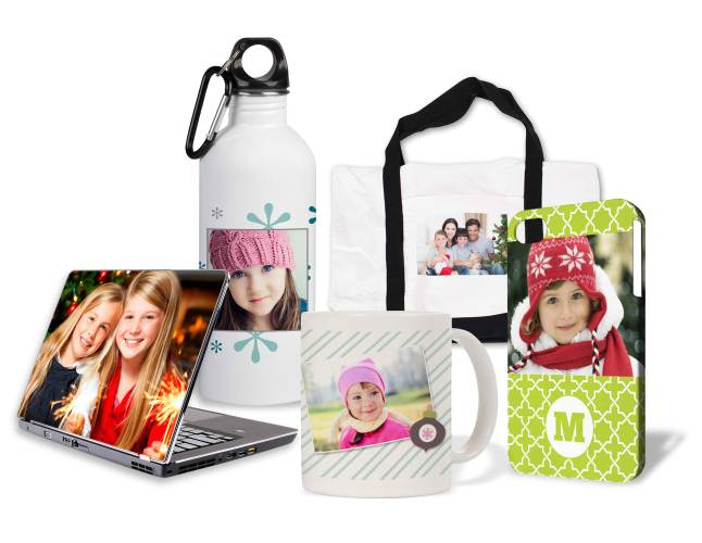 Affordable, Custom Holiday Gifts from OfficeMax ImPress® Print Center