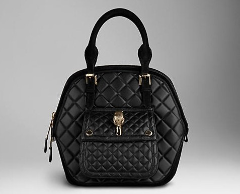 Burberry ORCHARD IN QUILTED NAPPA LEATHER