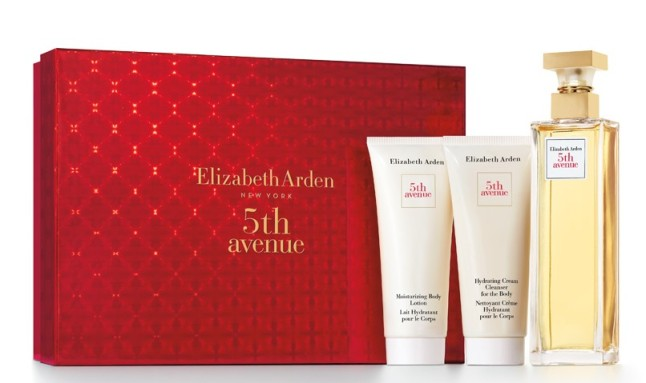 Elizabeth Arden 2012 Holiday Gift Set - 5th Ave Holiday Set