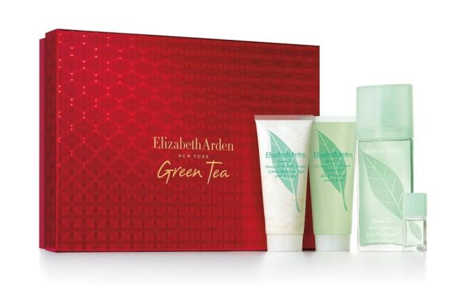 Elizabeth Arden 2012 Holiday Gift Set - Green Tea Holiday Set