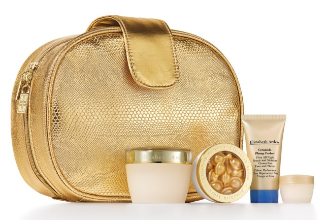 Elizabeth Arden CERAMIDE PLUMP PERFECT ULTRA LIFT  FIRM MOISTURE HOLIDAY SET