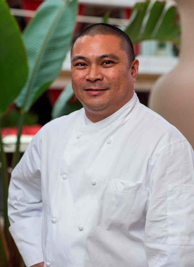 Executive Chef Joseph Elevado of Andrea's in Encore at Wynn Las Vegas. (PRNewsFoto/Wynn Las Vegas)
