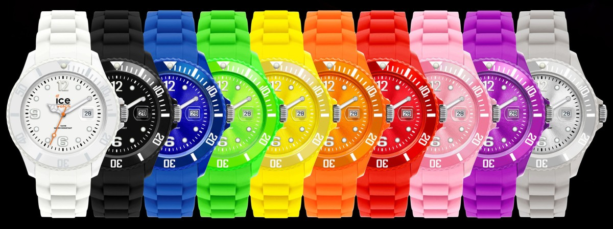 GENEVA WATCH GROUP ICE-WATCH SILI FORVEVER COLLECTION