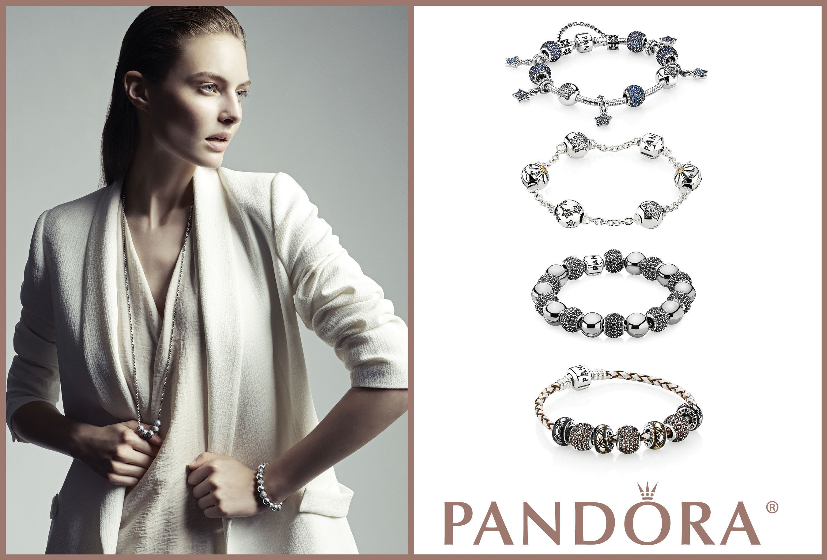 SPARKLE THIS SEASON WITH THE NEW PAVÉ-SET CHARM COLLECTION ...