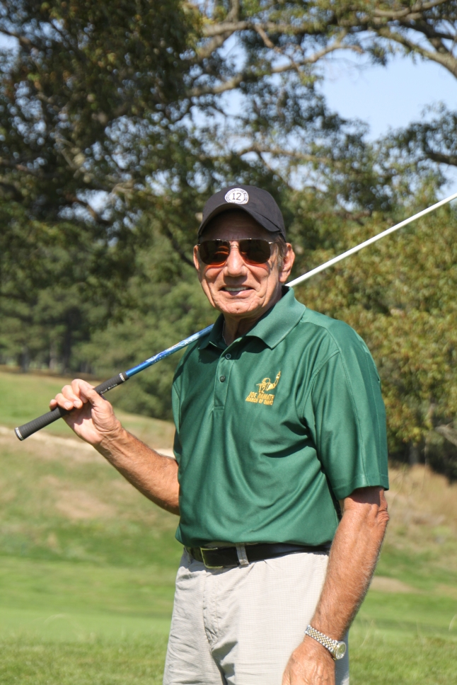 The annual Joe Namath Celebrity Golf Tournament helps to raise much needed funds for Marc of Dimes reasearch