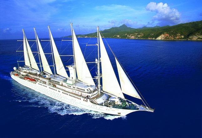 Windstar Cruises Moves Full Sail Ahead in 2013.  (PRNewsFoto/Windstar Cruises)