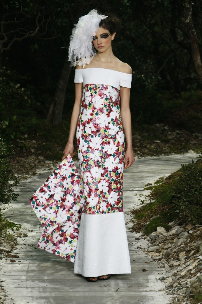 Chanel Spring/Summer 2013 Haute Couture Collection (www.chanel.com)