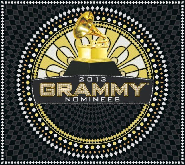2013 GRAMMY NOMINEES ALBUM (CD Artwork)
