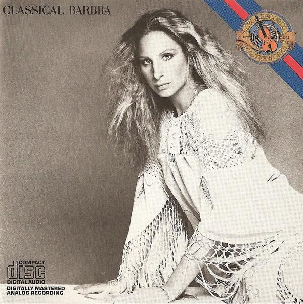 BARBRA STREISAND - Classical Barbra LP