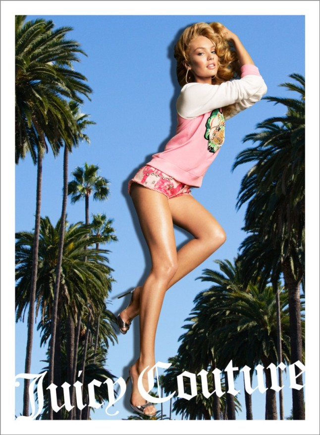 Juicy Couture's Spring 2013 Campaign