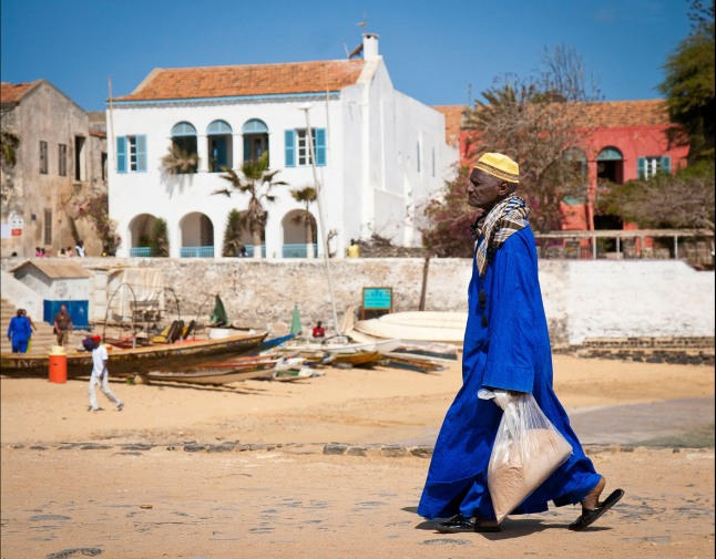 Crystal's 2014 World Cruise sails up the coast of West Africa, including a stop in Dakar, Senegal, with shore excursions featuring traditional cuisine, villages, and local history.  (PRNewsFoto/Crystal Cruises)