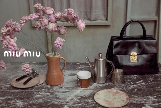 Miu Miu Spring 2013 Campaign by Inez & Vinoodh