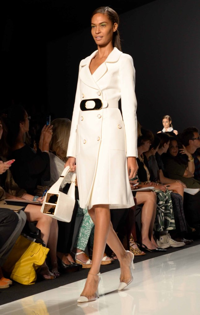 Michael Kors Spring/Summer 2013 Collection (@Sheldon Baldie/www.fashionpluslifestyle.wordpress.com)