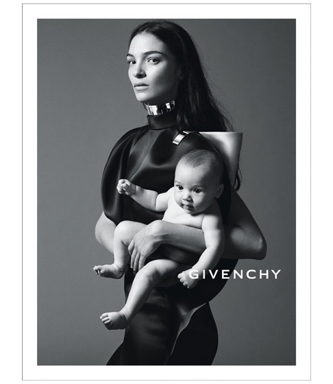 Givenchy's Spring 2013 Campaign by Mert & Marcus