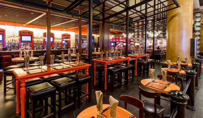 Gordon Ramsay Pub & Grill Interior