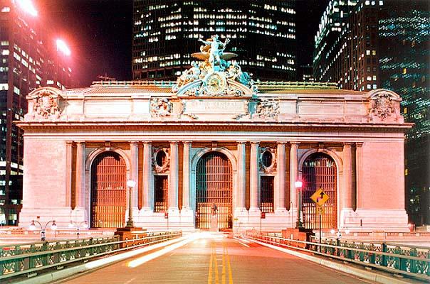 Grand Central Terminal Exterior