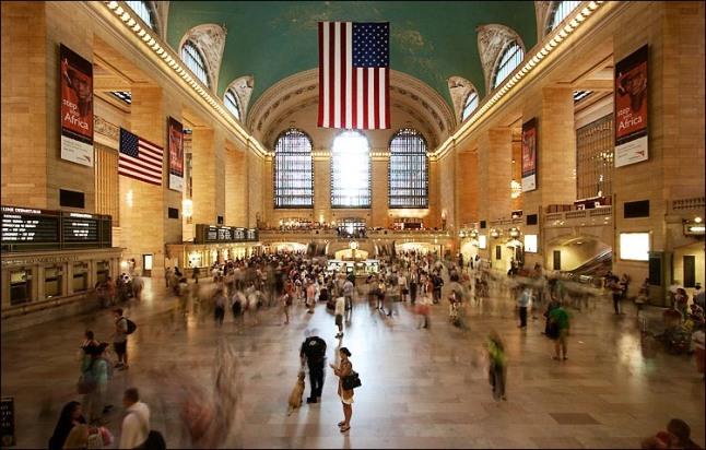Grand Central Terminal - Main Concourse