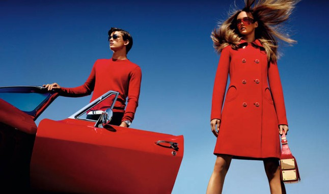 Michael Kors Spring/Summer 2013 Campaign