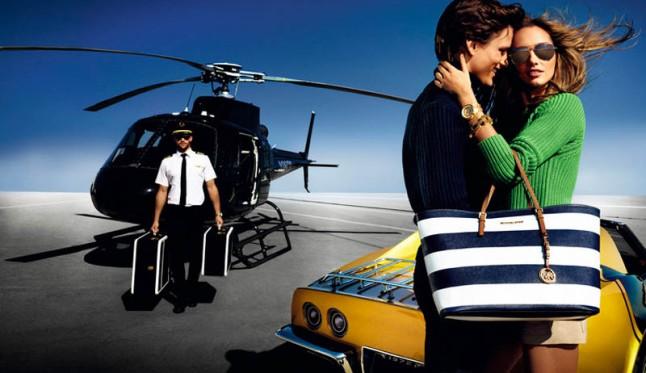 Michael Kors Spring/Summer 2013 Campaign
