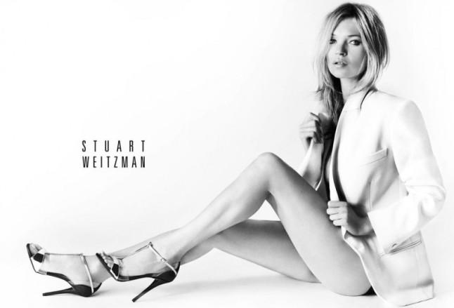 Stuart Weitzman Spring 2013 Campaign by Mario Testino