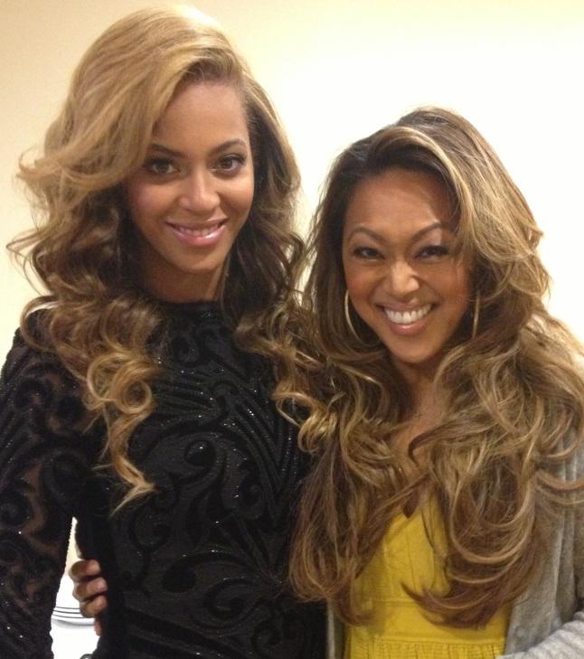 Mally Roncol & Beyonce