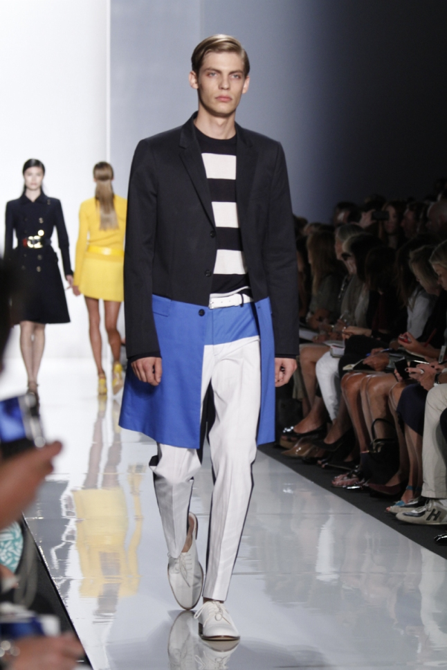 Michael Kors Spring/Summer 2013 Collection (Photographed by Cheryl Gorski/www.fashionmaniac.com)