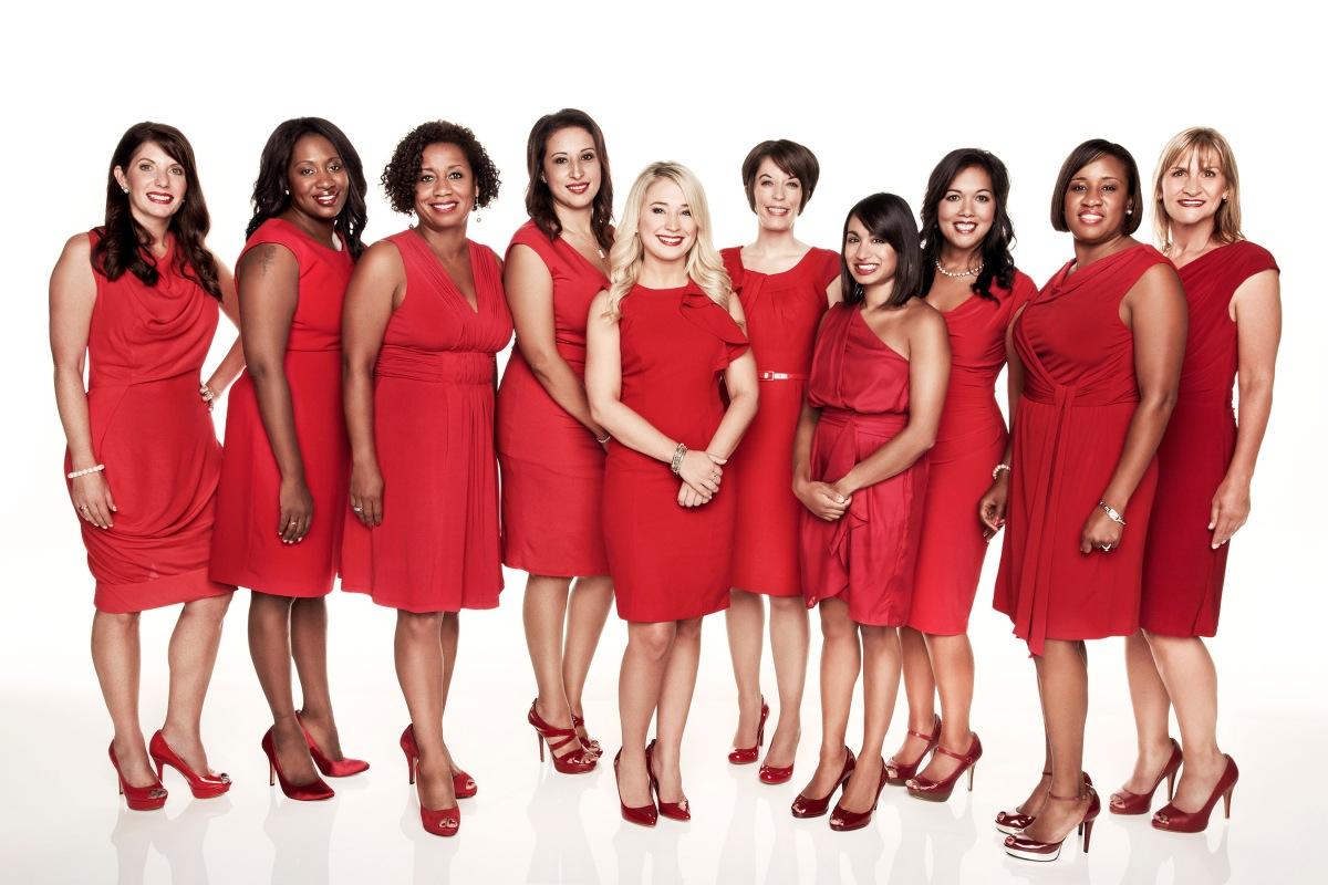 Mimi S Cafe 2013 Go Red Women