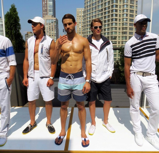 Nautica Spring/Summer 2013 Collection @Phillip D. Johnson/www.fashionpluslifestyle.wordpress.com