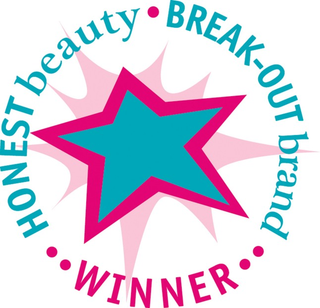The HBA Global Honest Beauty Blog Names Colour Couture Breakout Brand of the Year.  (PRNewsFoto/HBA Global)