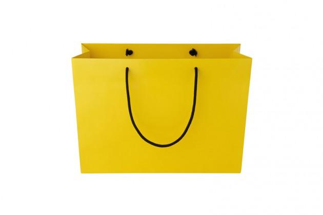 Selfridges' De-Branded Signature Shopping Bag
