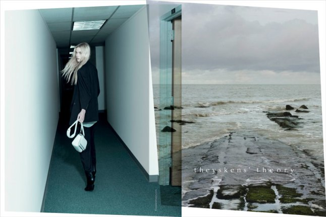 Theyskens' Theory Spring 2013 Campaign