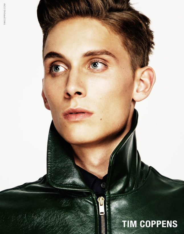 Tim Coppens Spring/Summer 2013 Campaign