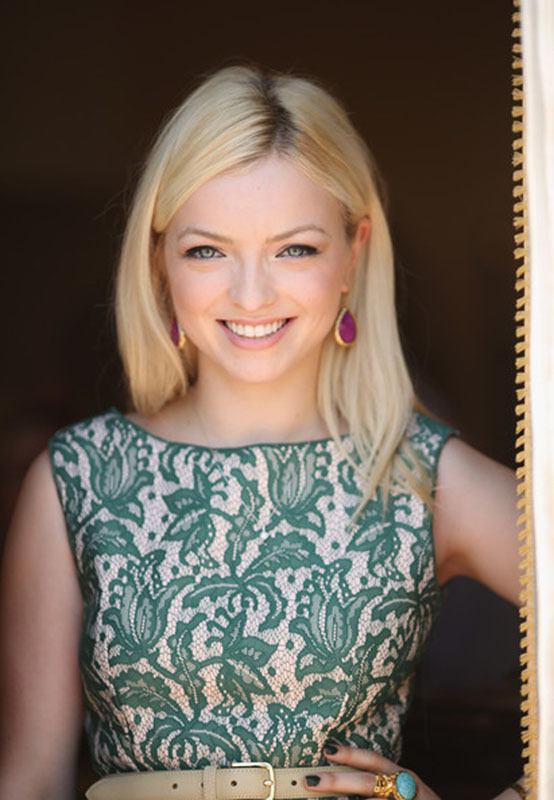 Too Faced Cosmetics Announces Francesca Eastwood as the New Face for Fall 2013.  (PRNewsFoto/Too Faced Cosmetics)