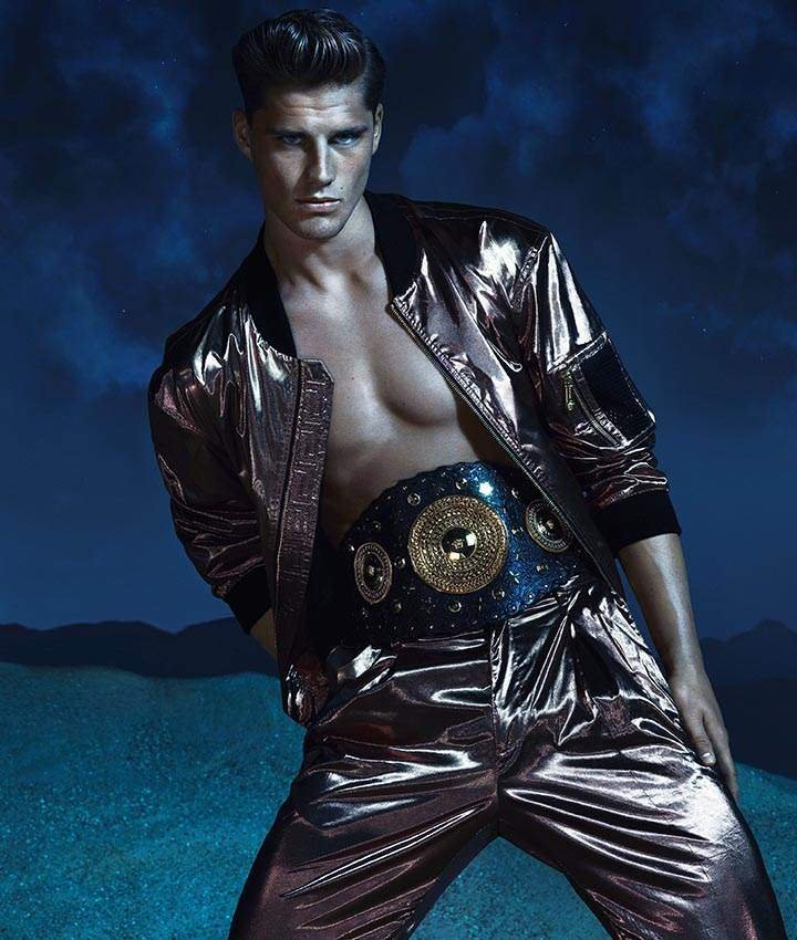 Versace's Spring/Summer 2013 Campaign