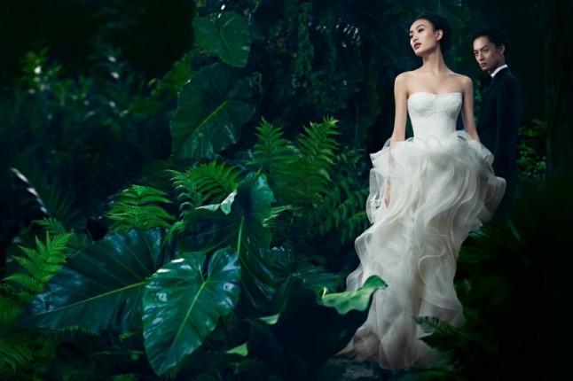 Vera Wang's Spring 2013 Campaign