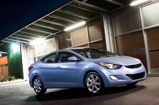 Hyundai 2013 Elantra Sedan (Courtesy: Hyundai Motor America)