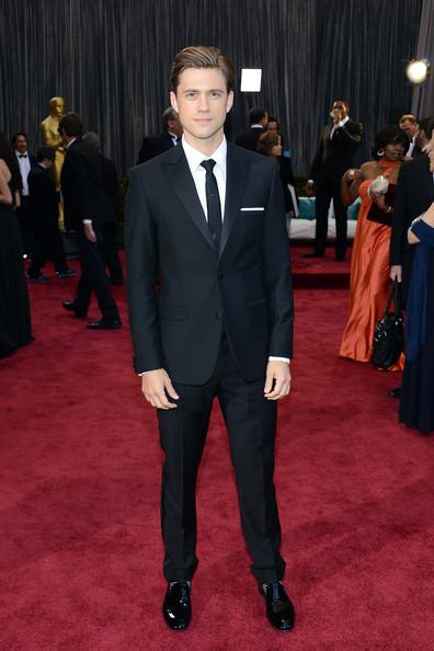 Aaron Tveit Wear Calvin Klein