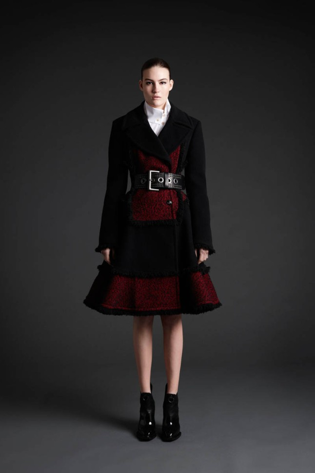 McQ Alexander McQueen 2013 Fall/Winter Collection (www.fashiongonerogue.com)