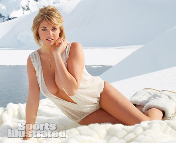 Caitlin Kelly Designer Swimwear worn by Kate Upton in teh 2013 Sports Illustrated Swimwsuit Issue Edition