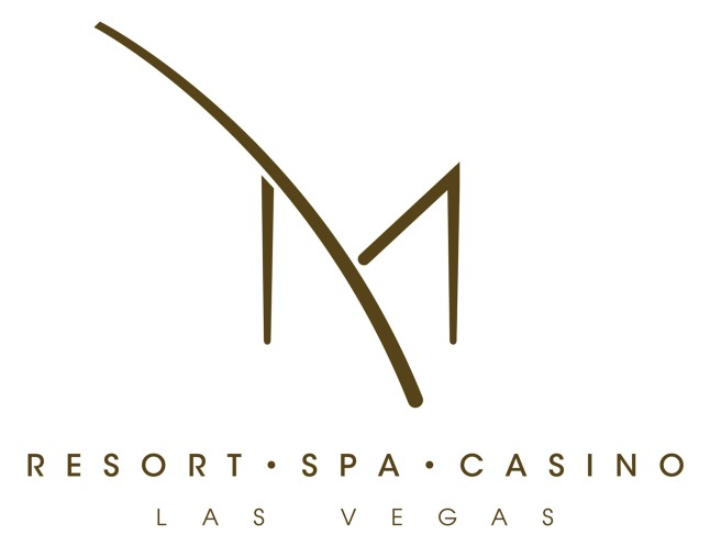 M Resort Spa Casino logo.  (PRNewsFoto/M Resort Spa Casino)