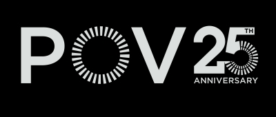 POV 25th Anniversary Logo (Photo Credit: American Documentary, Inc.)