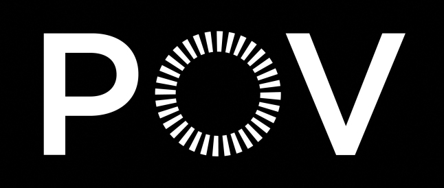 POV Logo (Photo Credit: American Documentary, Inc.)