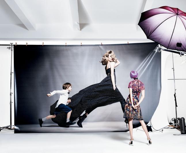 Neiman Marcus Art of Fashion Proenza Schouler and Haider Ackermann.  (PRNewsFoto/Neiman Marcus)