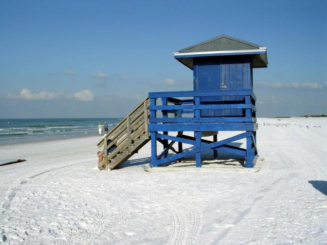 Siesta Key Public Beach in Sarasota, Florida among the top 10 beaches in the U.S.