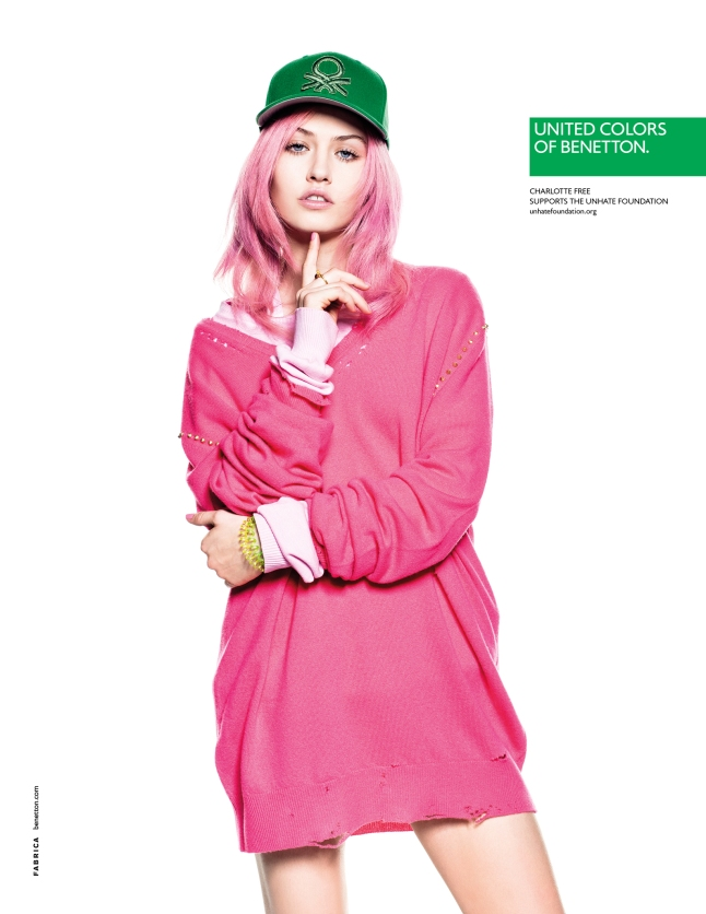 United Colors of Benetton 2013 Spring-Summer Campaign (www.benettongroup.com)