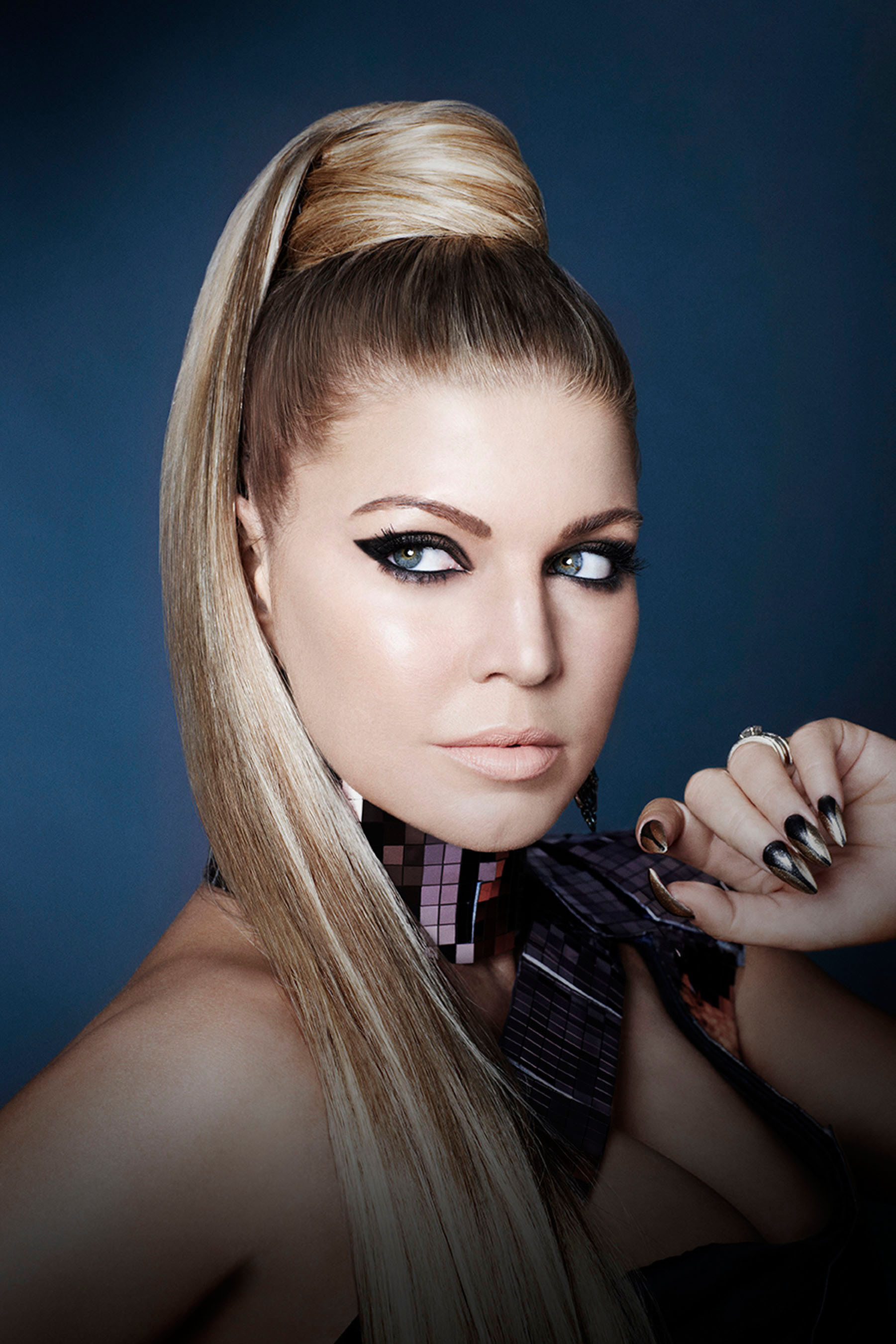 FERGIE CENTERSTAGE COLLECTION BY WET N WILD HITS STORES ... Fergie
