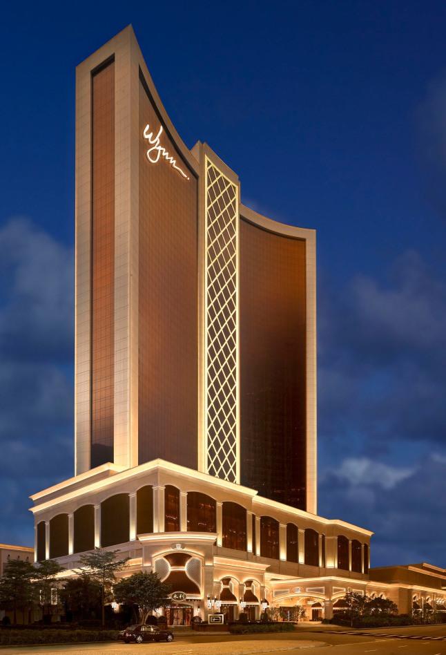 Encore Macau, Wynn Macau's sister resort, debuted this year on Forbes Five-Star list.  (PRNewsFoto/Wynn Resorts)