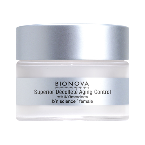 BIONOVA Superior Decollete Aging Control with UV Chromophores